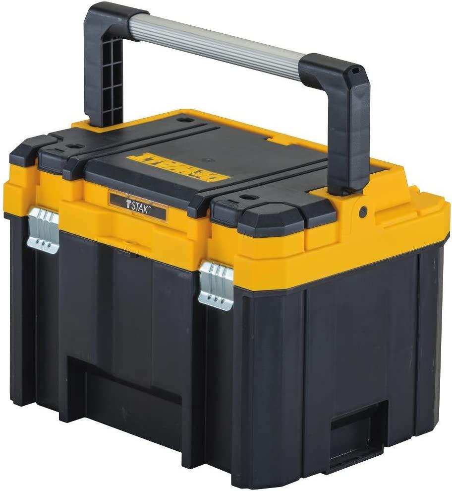 DEWALT TSTAK Deep, Long-Handle Toolbox