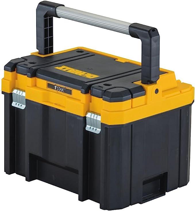 DEWALT TSTAK Tool Box, Deep, Long Handle (DWST17814) - - Amazon.com