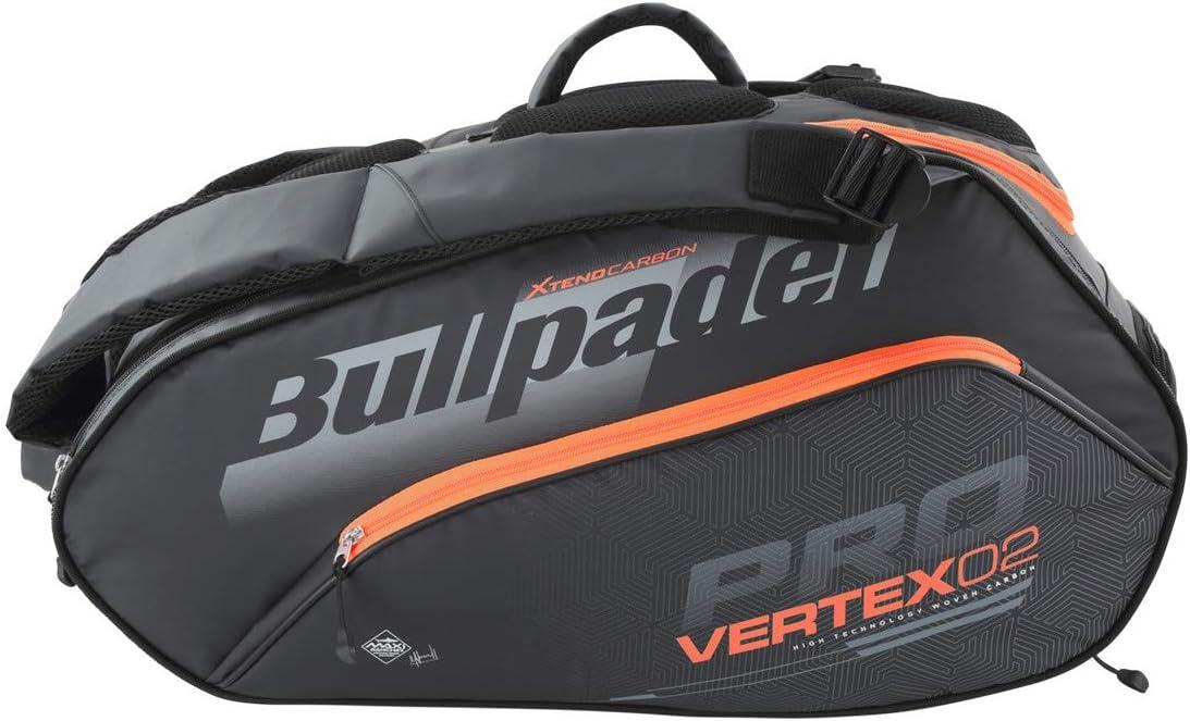 Bullpadel BPP-20001 Bolsa Deporte, Hombre, Negro, Talla Única