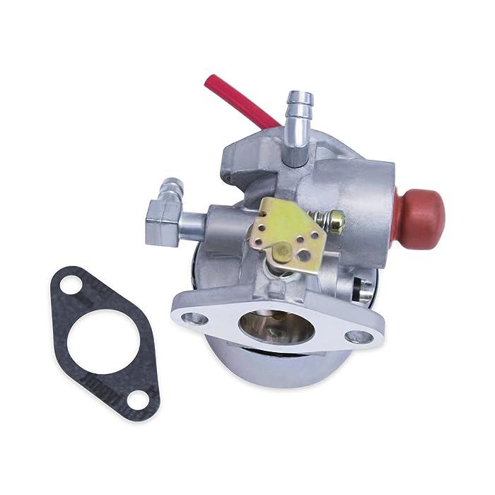 Everest Tecumseh Carburetor FITS Sears Craftsman YARDMACHINES MTD 6 6.25 6.5 6.75 HP