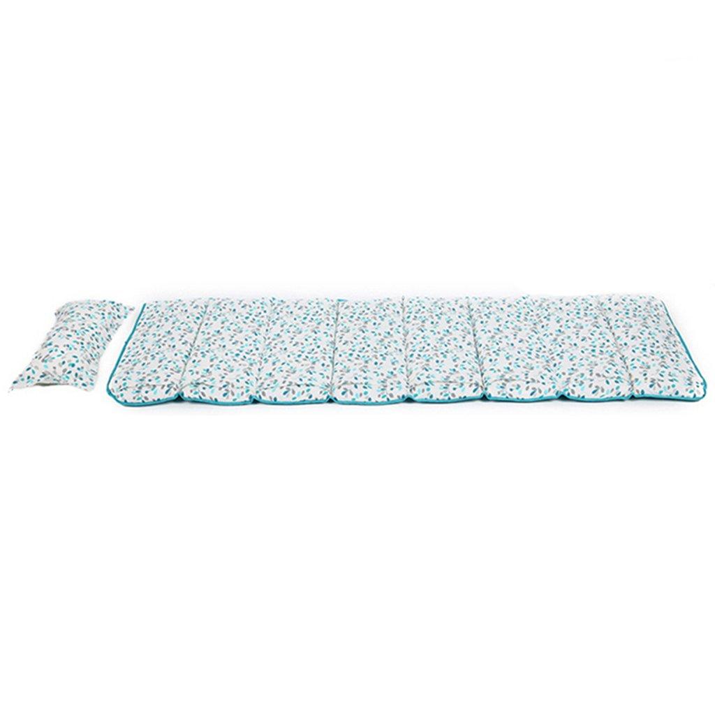FeuchtigkeitsBesteändiges Pad ZXLDP Picknickdecken Mittagessen Break Bett Baumwolle Schlafsack Individuelle Abnehmbare Oxford Tuch Bottom 190  60cm Zelt Zubehör