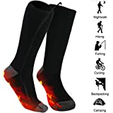 Electric Heated Socks Battery Warm Socks for Chronically Cold Feet