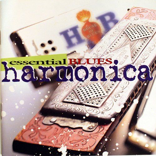 Essential Blues Harmonica by House of Blues