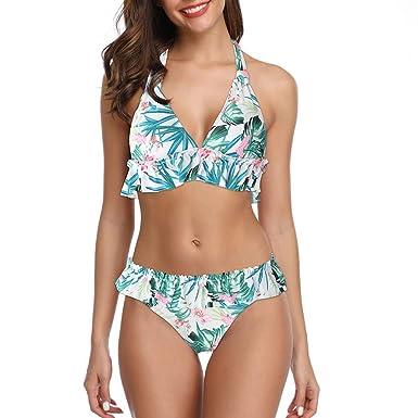 2d24dee9d37b Verano Bikinis Mujer 2019 Push Up, Trikinis Mujer Brasileño, Trikini ...