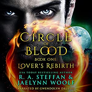 Circle of Blood Book One Audiobook