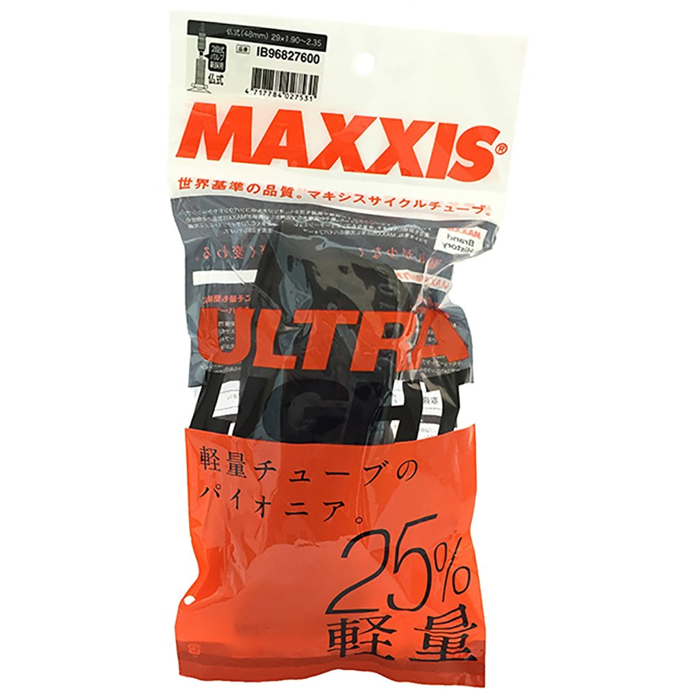 Maxxis Ultralight Tube 29/X 1.9//2.35/FV 48