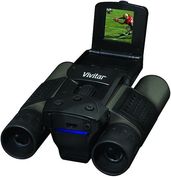Vivitar VIV-CV-1225V 8MP 2-in-1 Binoculars and Digital Camera