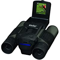 Vivitar Digital Binocular Camera-Black (VIV-CV-1225V)