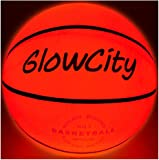 GlowCity Light Up Basketball