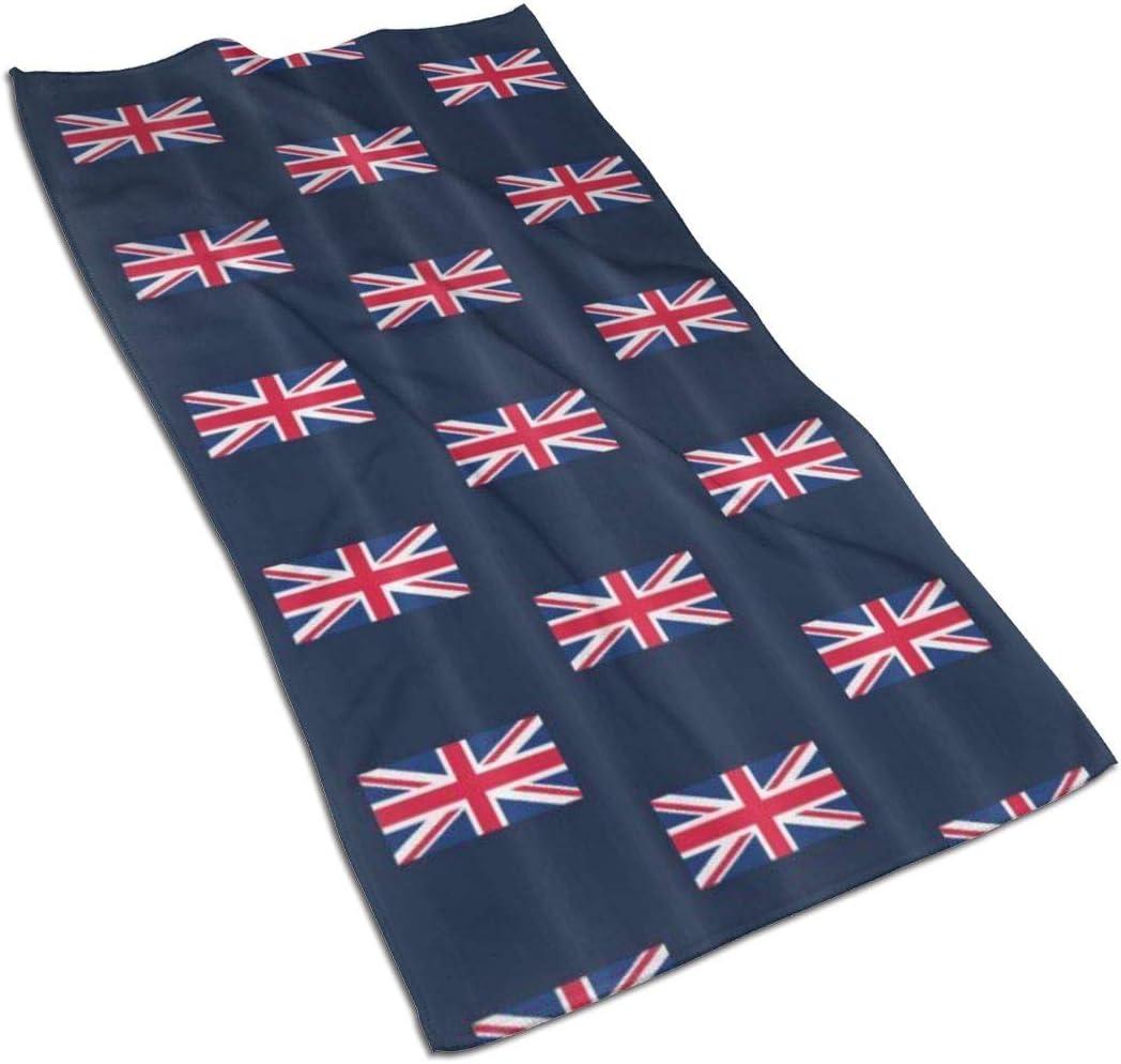Sterck Union Jack British Appliqued Fabric Big Shoulder Carry Bag