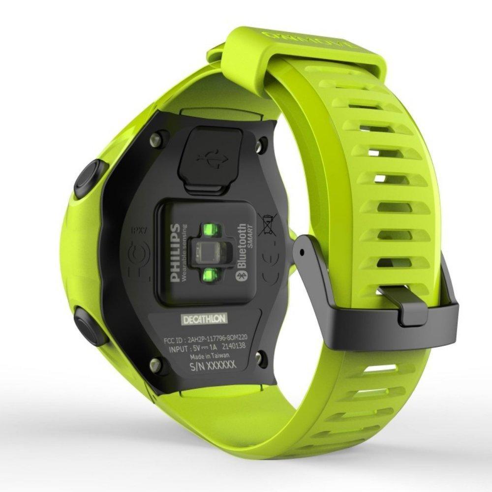 Kalenji ONMOVE 500 - Reloj de Pulsera para GPS, Color Fluo Yellow: Amazon.es: Deportes y aire libre