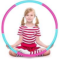 Ertisa hoelahoep, gewicht en maat Verstelbare afneembare hoelahoeps voor kinderen Sportspeelgoed Geschikt voor fitness…