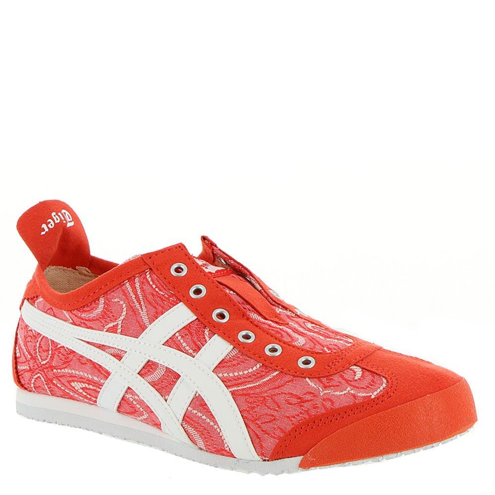Onitsuka Tiger Mexico 66 Slip-On Classic Running Sneaker B07355CPWJ 8.5 B(M) US|Tomato-white