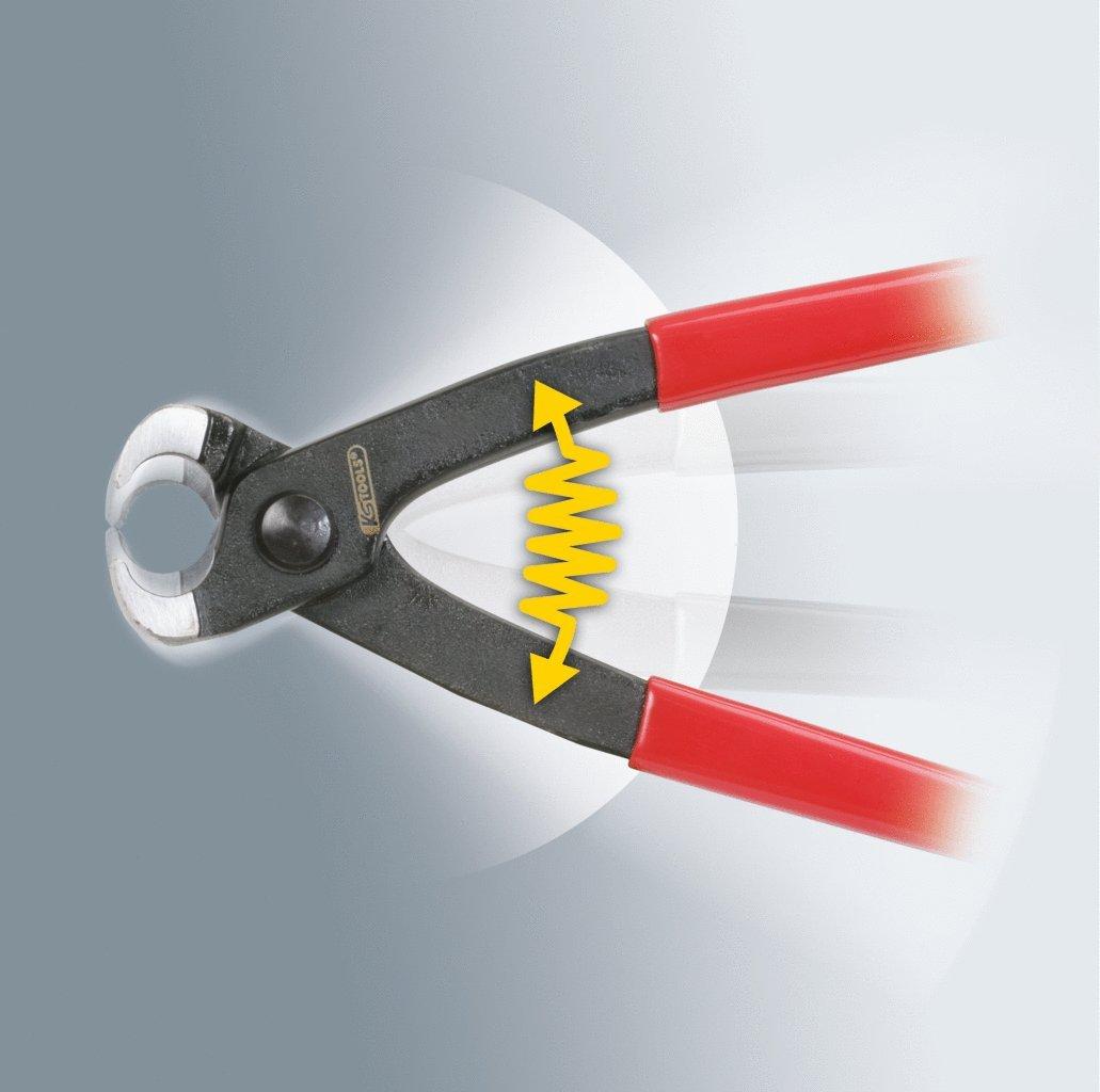250mm KS Tools 116.1410 Tenazas de ferrallista tama/ño: 250 mm