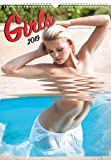 Hot Girl Calendar - Calendars 2018 - 2019 Wall Calendar - Sexy Woman Calendar - Girls Poster Calendar by Presco Group