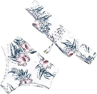 Amazon.com: HXL Beach Swimwear, Backless Vintage Tube Top