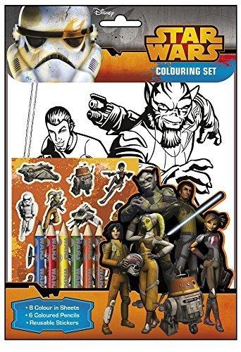 Anker Star Wars Rebels Colouring Set Buy Online In Burkina Faso At Burkinafaso Desertcart Com Productid 62109091