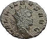 265 IT Gallienus Valerian I son 265AD Au
