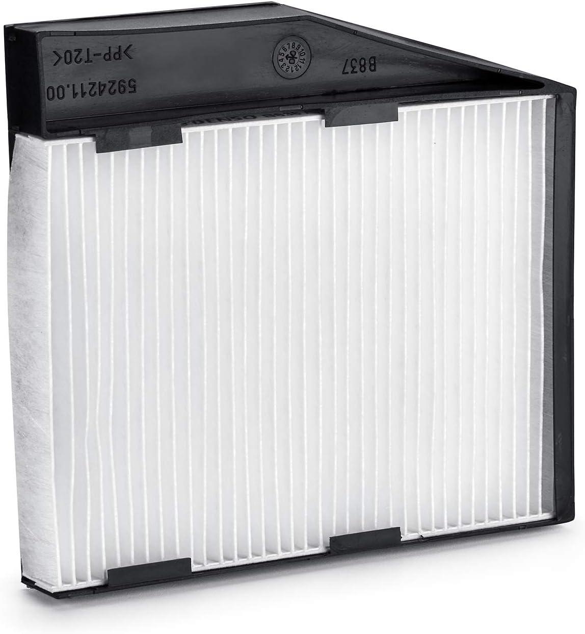 MOPAR/® Ricambi Originali 71775824 Filtro aria abitacolo carboni attivi