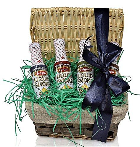 Christmas Foodie Gift Basket