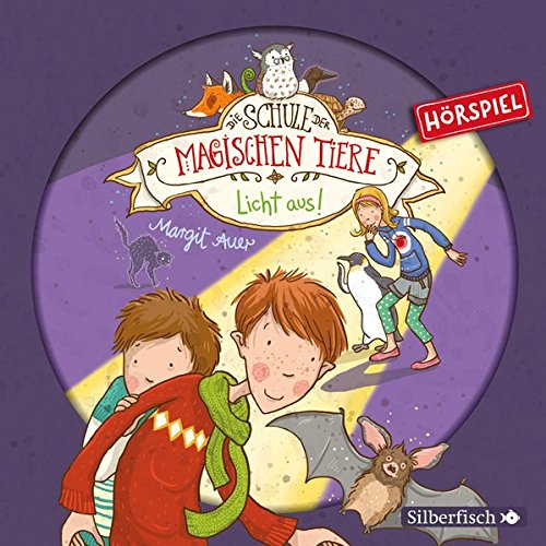 Licht aus! Das Hörspiel: 1 CD (Die Schule der magischen Tiere - Hörspiele, Band 3)