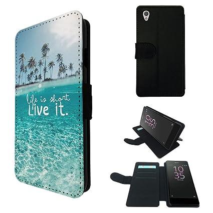 Palm Livret De Conception Pour Sony Xperia L1 hbhFs4gz