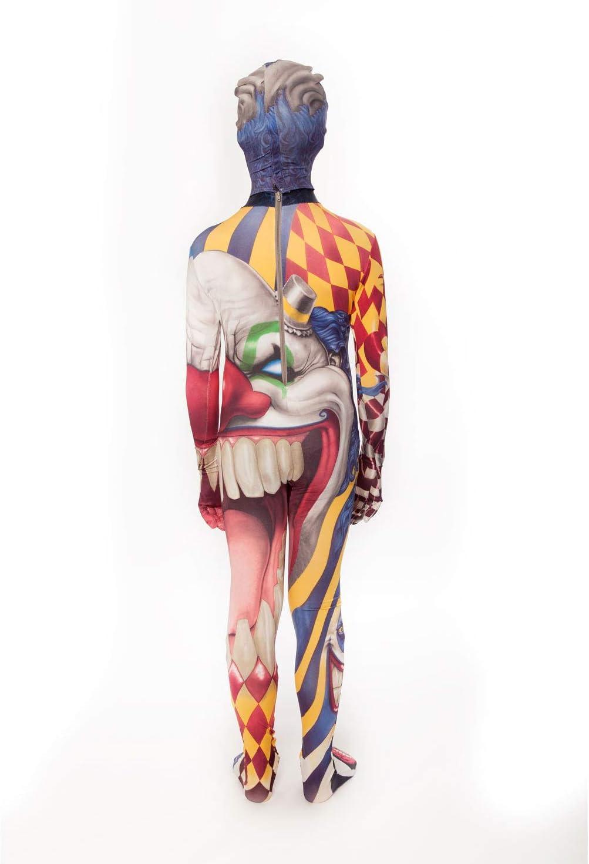 Morphsuits, Disfraz infantil Monstruo Payaso, Clown, Large: Amazon ...