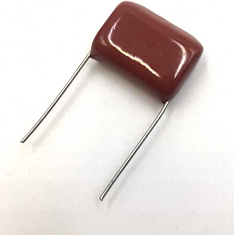 5 PCS Metallized Polyester Film Capacitor 0,33uF//630V