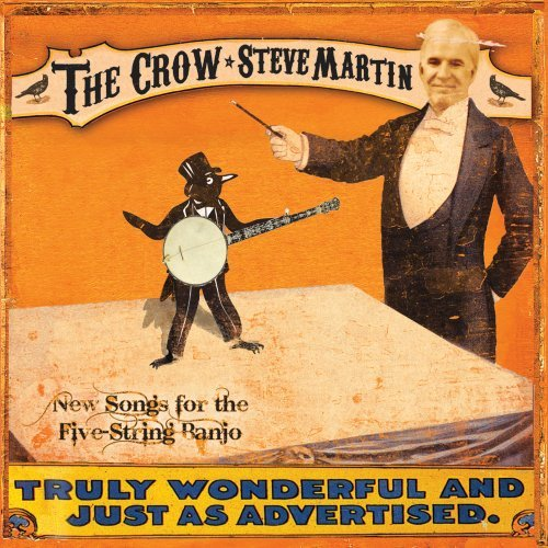 The Crow - Steve Martin - New Songs for the Five-String Banjo
