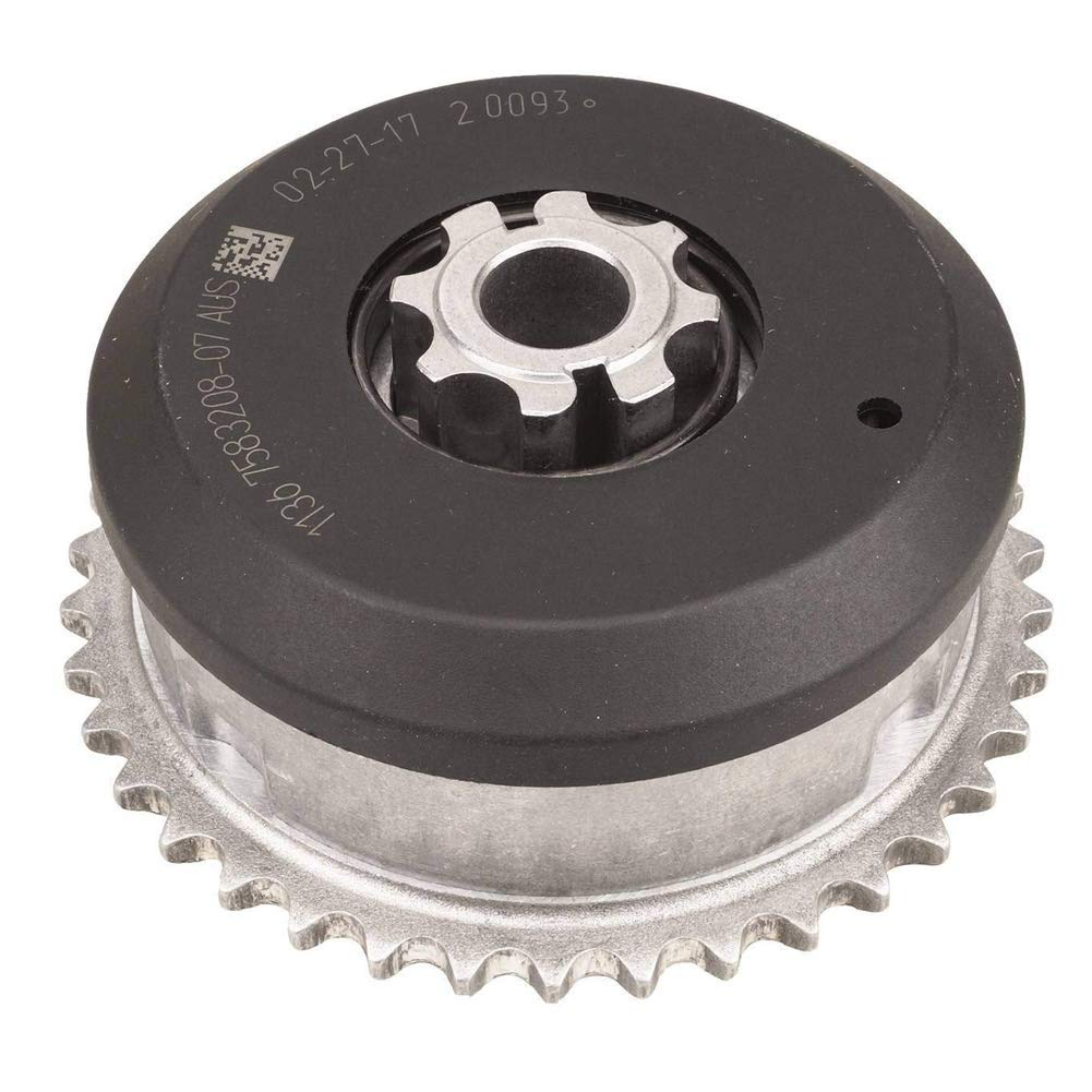 Ensun 11367583208 Exhaust VVTi Gear Cam Phaser Timing Chain Gear Sporcket Camshaft Adjuster for BMW X3 X5 Z4 E83 E70 E90