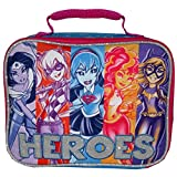 Super Hero Girls Lunch Bag