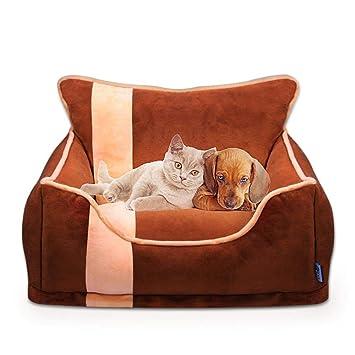 FOONEE Alfombrilla para Mascotas, Limpieza Desmontable, Transpirable, para Interior o Exterior, para caseta de Mascotas, Mascotas, Perros, Gatos, ...