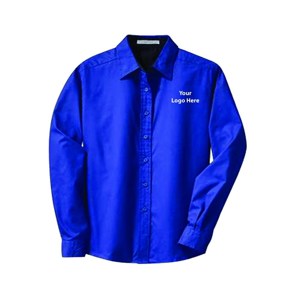 Long Sleeve Shirt - 24 Quantity - $27.25 Each - BRANDED with YOUR LOGO/CUSTOMIZED by Sunrise Identity