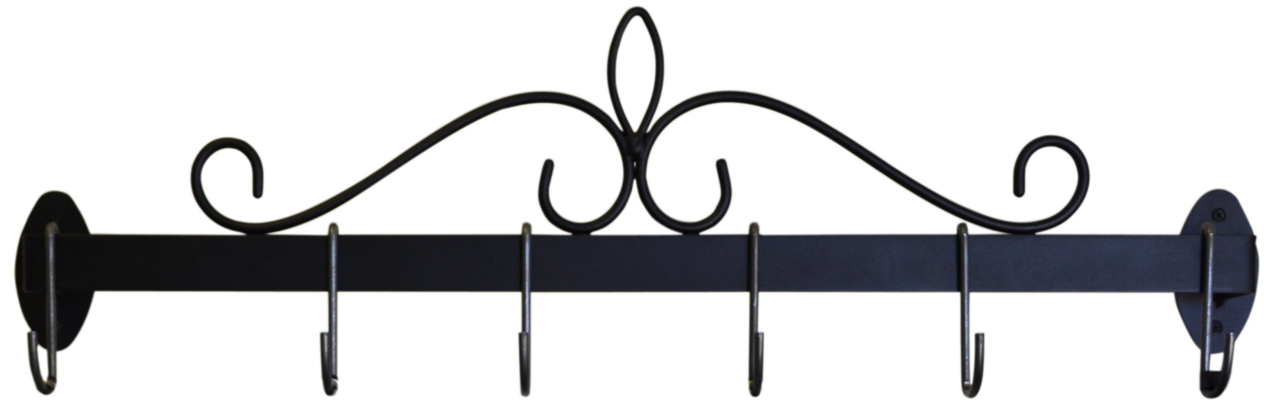 J&J Wire Wall Pot and Pan Rack