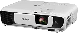 Epson EX5260 XGA 3,600 lumens Color Brightness (Color Light Output) 3,600 lumens White Brightness (White Light Output) Wireless HDMI 3LCD Projector (Renewed)