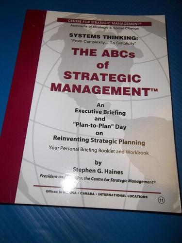 The ABC's of Strategic Management pdf epub