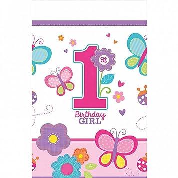 Mantel para cumpleañera Decoración de mesa de cumpleaños ...