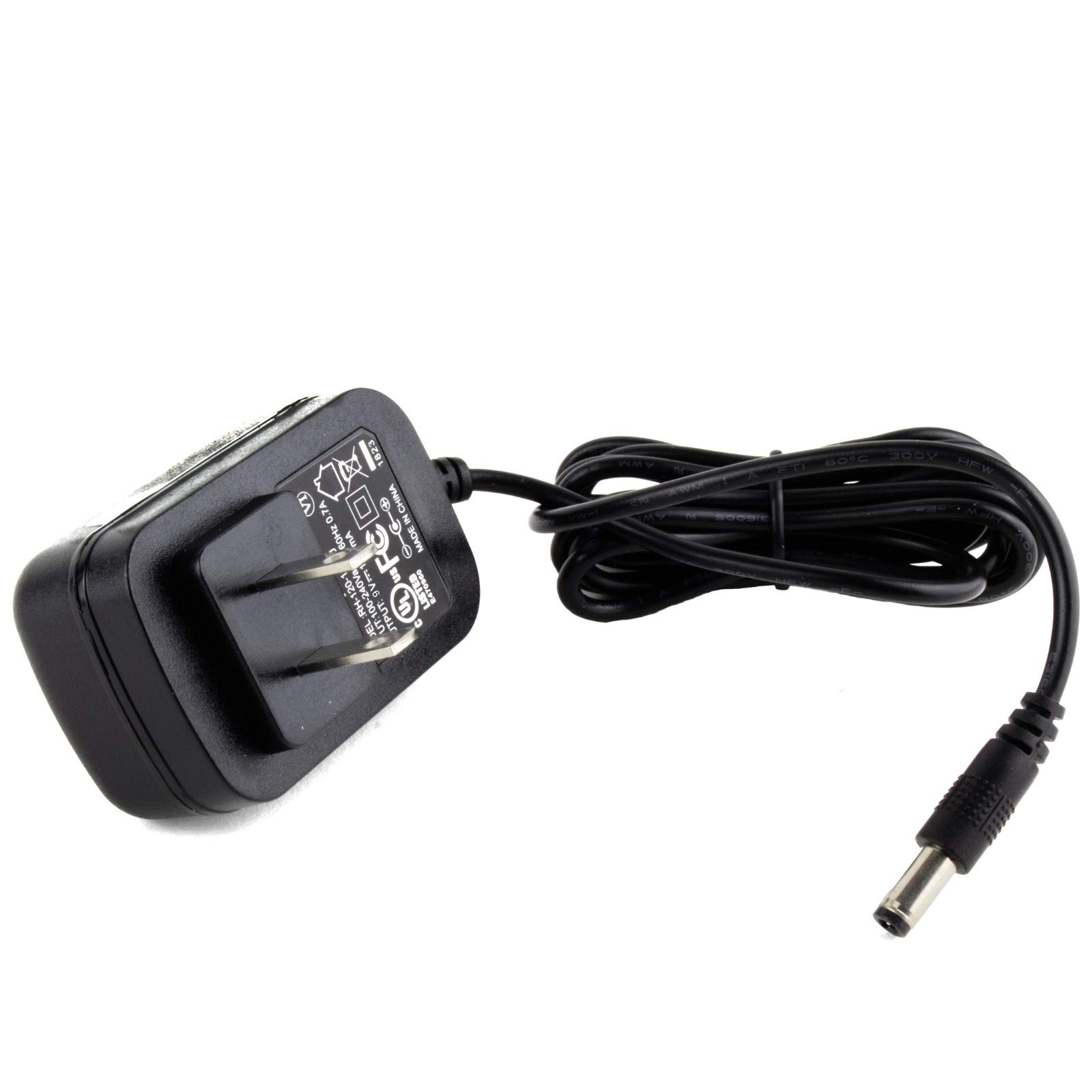 MyVolts 9V Power Supply Adaptor Compatible with Brother PT-1090 Label Printer - US Plug by MyVolts