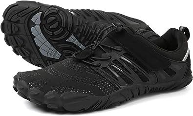 WHITIN Unisex Zapatilla Minimalista de Barefoot Trail Running ...