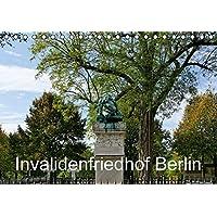 Invalidenfriedhof Berlin (Tischkalender 2015 DIN A5 quer): Der historische Friedhof in Berlin-Mitte (Monatskalender, 14 Seiten) (CALVENDO Glaube)