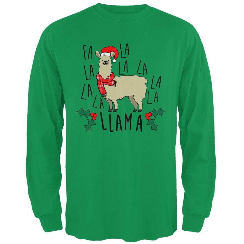 Old Glory Christmas Fa La S T Shirt