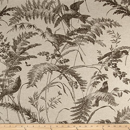 - Lacefield Designs Lacefield Bird Toile in Heavy Basket Canvas