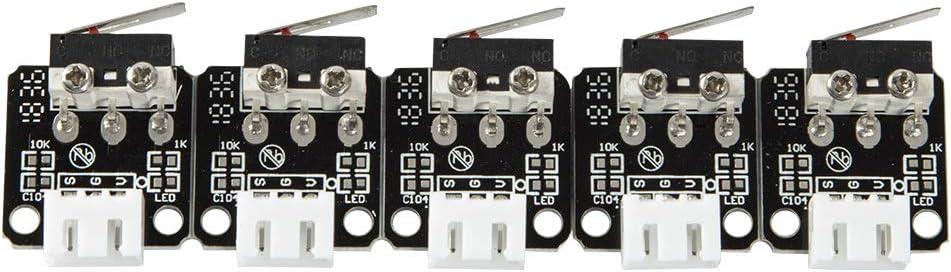 Impresora 3D Accesorios Interruptor de Límite Original Uso Dual ...