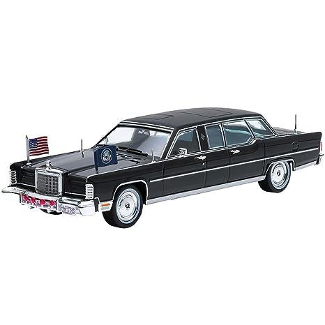 Amazon Com President John F Kennedy S 1961 Lincoln Continental Ss