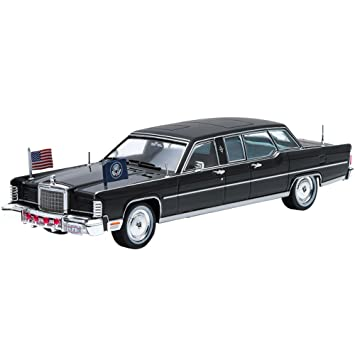 President Ronald Reaganu0027s 1972 LINCOLN CONTINENTAL * Presidential Limos  Series One * 2016 Greenlight Collectibles 1