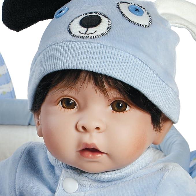 Amazon.com: Muñeco de bebé Paradise Galleries ...