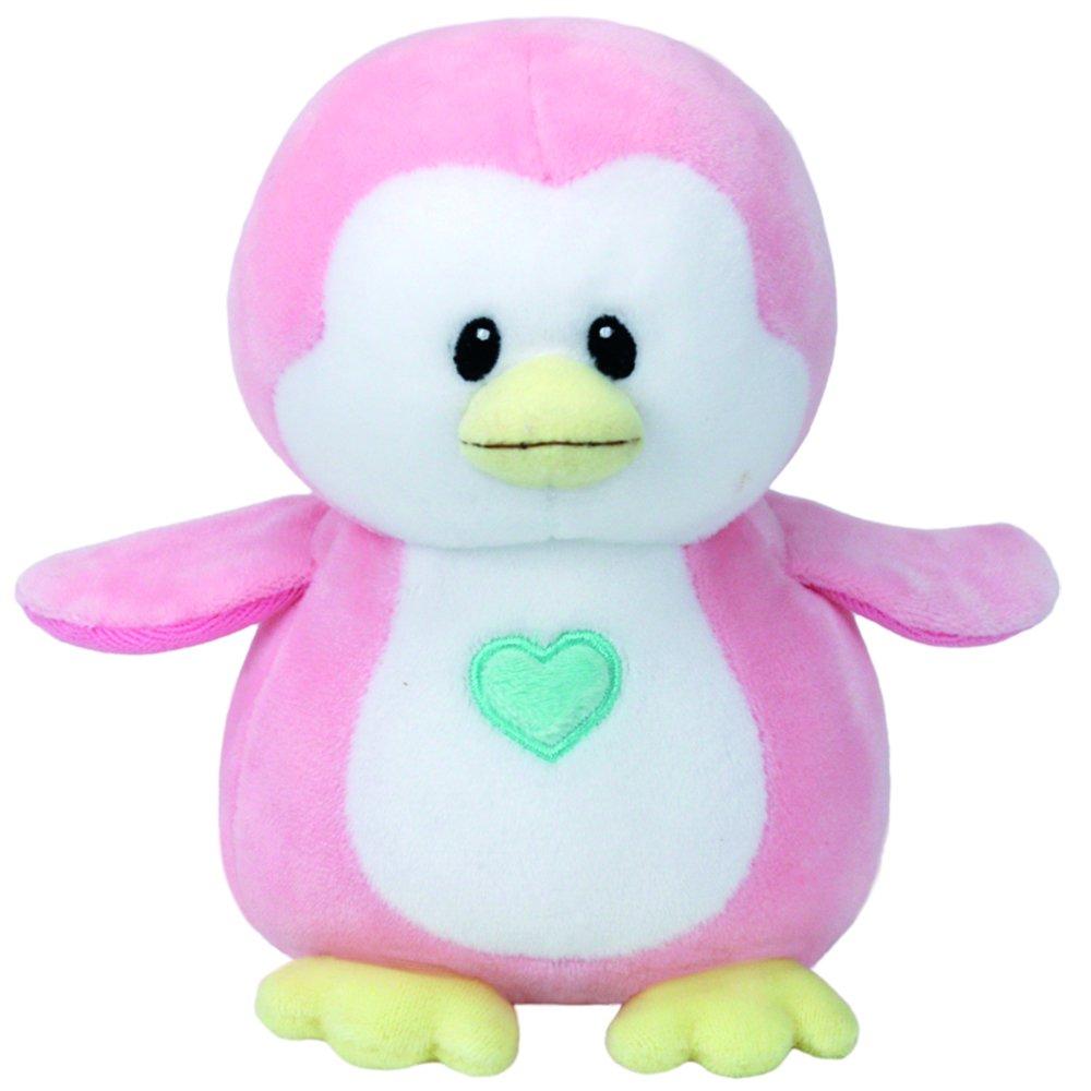 Ty - Penny: Pingüino, 23 cm, Color Rosa (United Labels Ibérica 82005TY): Amazon.es: Juguetes y juegos
