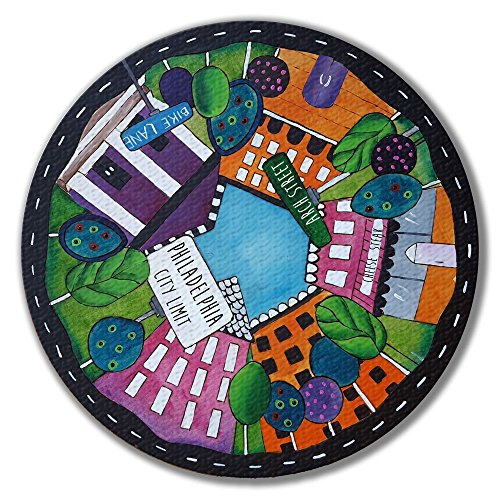 City Living Glass Serving Plate Cutting Board for new urban apartment or city home