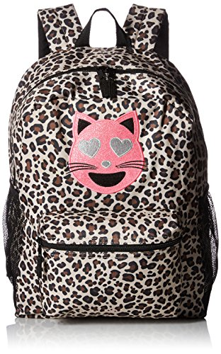 The Children's Place Girls' Backpack, black 2, One Size