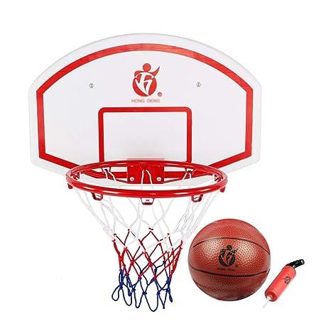 Canasta de baloncesto-WSF Juego De Aro De Baloncesto Mini Shot ...
